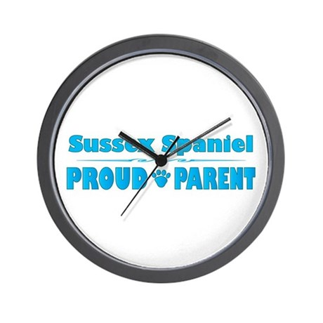 Sussex Parent Wall Clock