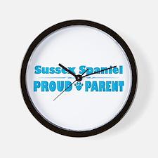 Sussex Parent Wall Clock
