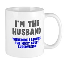 I'm the husband Mug