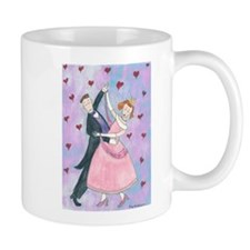 Valentine Waltz Mugs