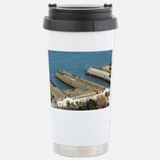 san francisco piers Travel Mug