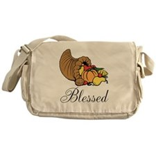 Blessed Cornicopia Messenger Bag