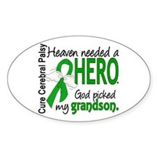 Cerebral Palsy HeavenNeededHero1 Decal