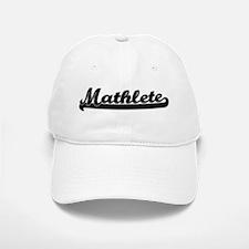 Mathlete Baseball Baseball Cap