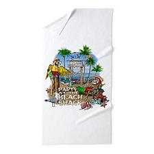 beachshack8b.png Beach Towel