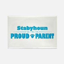 Staby Parent Rectangle Magnet (100 pack)