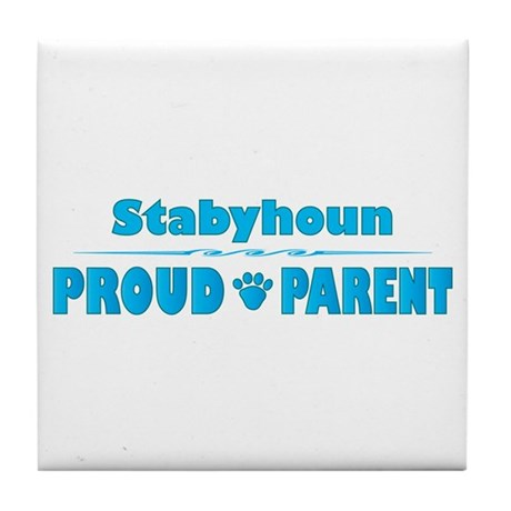 Staby Parent Tile Coaster