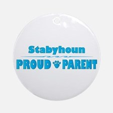 Staby Parent Ornament (Round)