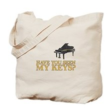 Have you seen my keys? Tote Bag