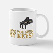 Have you seen my keys? Mugs