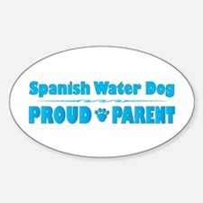SWD Parent Oval Decal