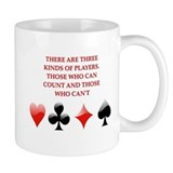 Bridge player Small Mugs (11 oz)