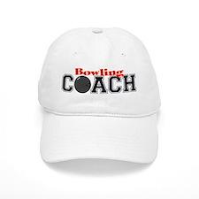 Bowling Coach Baseball Baseball Cap