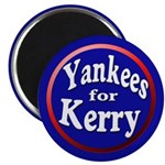 Yankees for Kerry Magnet (100 pack)