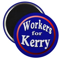 Workers for Kerry Magnet (10 pack)