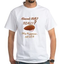 Funny Health Food Almond Milk Shirt
