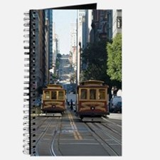 california street cable car Journal