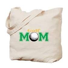 Golf Mom Tote Bag