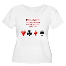 24 Plus Size T-Shirt