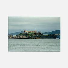 Alcatraz Island san francisco Rectangle Magnet