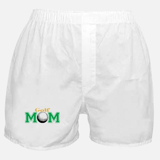 Golf Mom Boxer Shorts