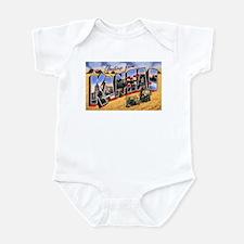 Kansas Greetings Infant Bodysuit