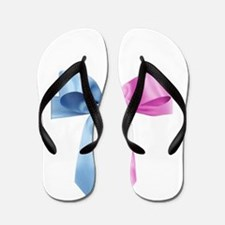 Baby girl,baby boy ribbon Flip Flops