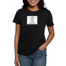 Keep Calm and Love Arkansas T-Shirt