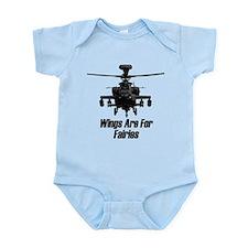 Cute Fairie wings Infant Bodysuit