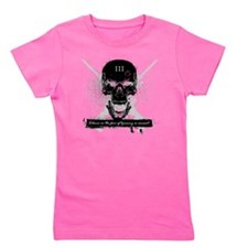 Silence is Consent Girl's Tee