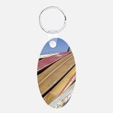 OLD SCHOOL SURFIN Keychains