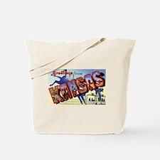 Kansas Greetings Tote Bag