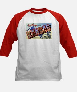 Kansas Greetings (Front) Tee