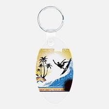 VINTAGE SURFIN Keychains