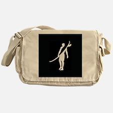 SURFER, DUDE Messenger Bag