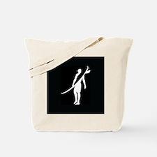 SURFER, DUDE Tote Bag