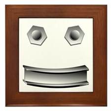 I Beam Face Framed Tile