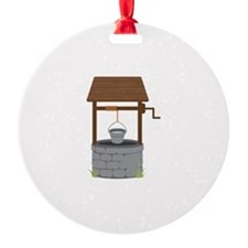 Water Well Ornament