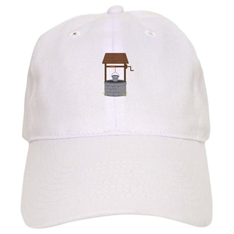 Water Well Baseball Cap