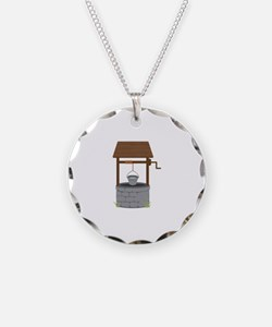 Water Well Necklace