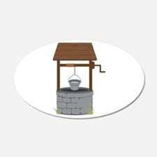 Water Well Wall Decal
