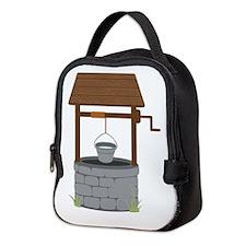 Water Well Neoprene Lunch Bag
