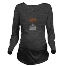 Water Well Long Sleeve Maternity T-Shirt