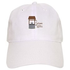 Wishing Well Baseball Baseball Cap