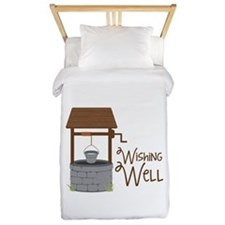Wishing Well Twin Duvet