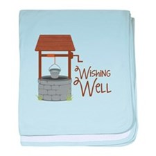 Wishing Well baby blanket