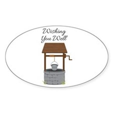 Wishing you Well Decal
