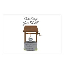 Wishing you Well Postcards (Package of 8)