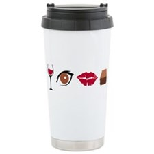 Shamy kiss Travel Mug