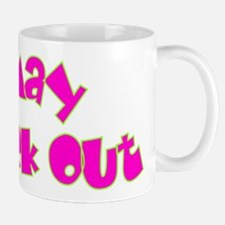 May Geek Out Mug